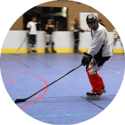 Roller Hockey Ados/Adultes Mixte