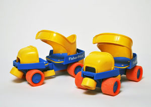 Roller Skates Fisher Price